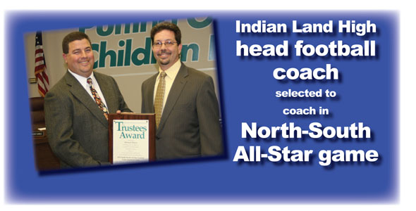 IL head coach Mike Mayer to coach in North-South game