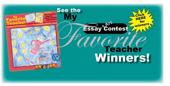 """See """"My Favorite Teacher"""" publication – click here"""