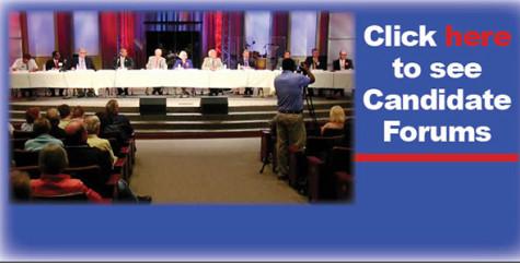 IL Action Council forum & Lancaster News/Chamber forum