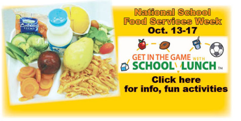 National Food Service Week