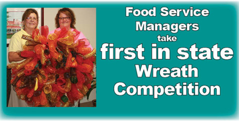 Teamwork earns food service managers first place