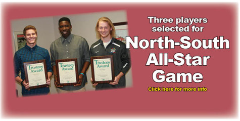 Kolby, Hood, Rodgers play in North-South game