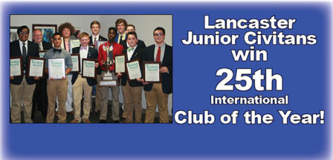 Club wins 19 state & international awards