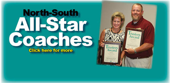Funderburk, Perry coach North-South All-Star games