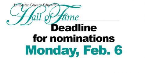 School district seeking Hall of Fame nominees