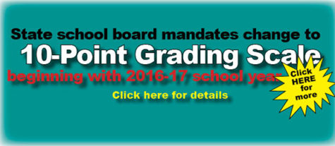 Frequently asked questions on grading-scale change