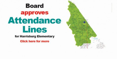 Board approves attendance lines
