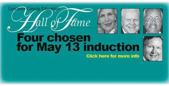 Luncheon honors inductees