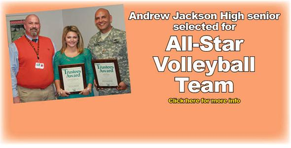 McCowan plays in North-South All-Star Volleyball Game