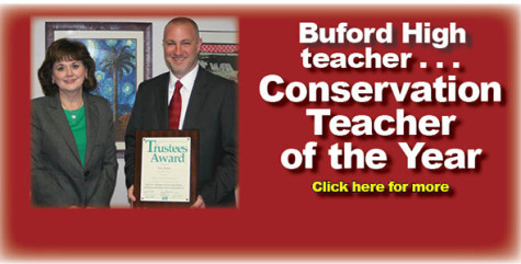 2014-15 Conservation Teacher of the Year for Grades 7-12