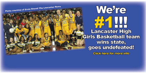 Girls defeat Lakewood 44-42 to take AAA state