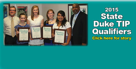 Students earn state recognition for their test scores