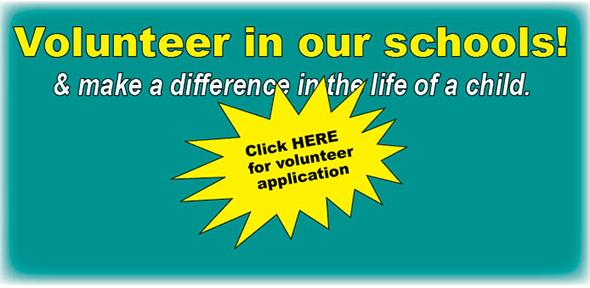 You must complete this application to volunteer