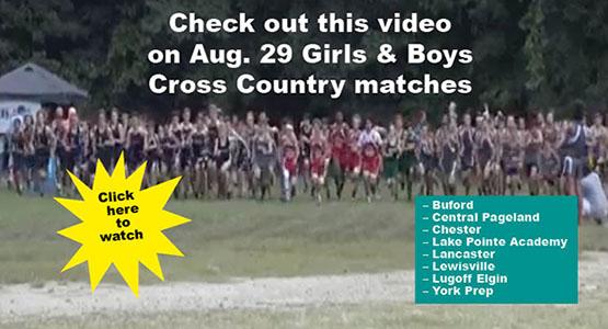 Buford girls take 1st; Lancaster boys take 3rd