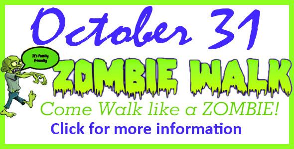 Zombie Walk proceeds to help schools, community