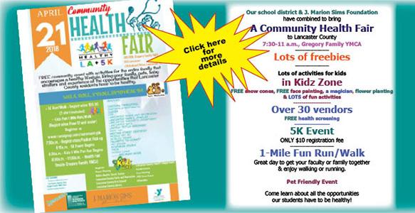 Register at 7:30 a.m., Saturday, April 21 – FREE fun til 11 a.m.