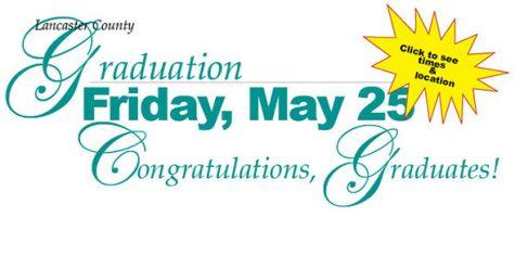 879 seniors to receive diplomas