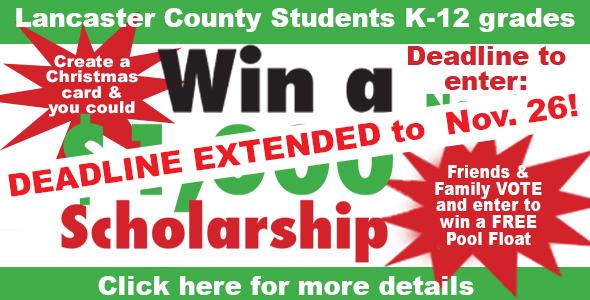 You've got TIME!!! Deadline extended to Nov. 26