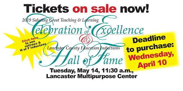 Seating is limited - please buy tickets early