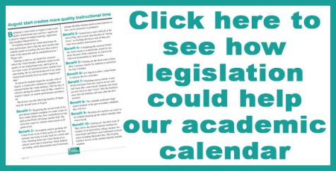 How legislation could help our academic calendar