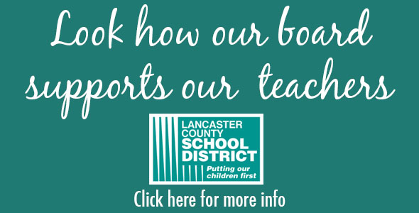 Board of Trustees supports teachers