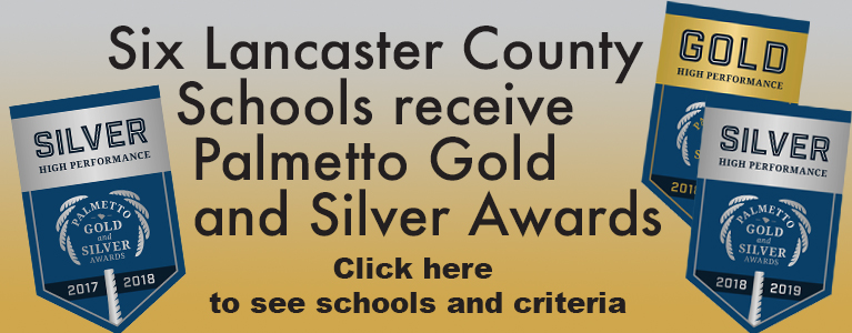 Six schools receive Palmetto Gold and Silver Awards