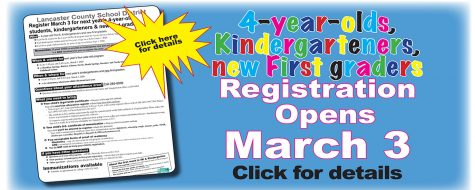 What you need need to know for 4-year-old, kindergarten and new first grade registration