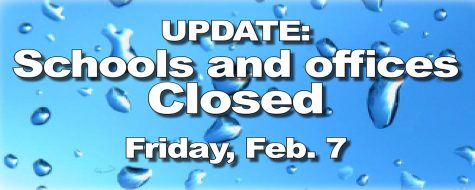 Schools and offices closed Friday, Feb. 7