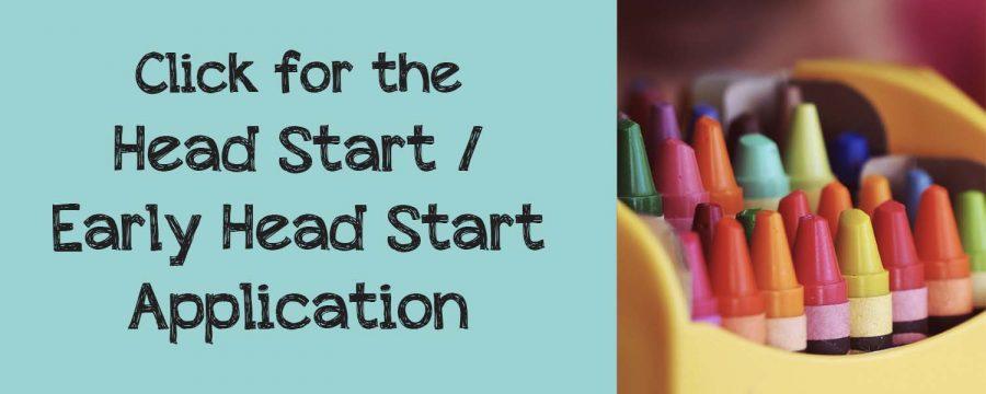 Headstart/Early Headstart application