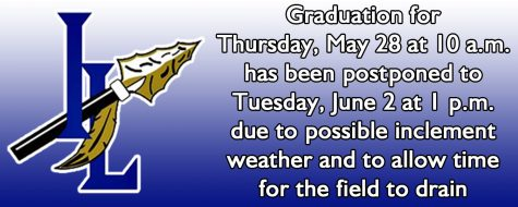 Indian Land High graduation moved to Tuesday, June 2