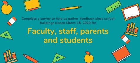Faculty, staff, parent & student surveys