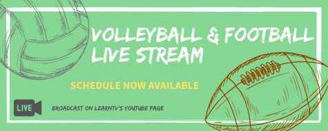High School Volleyball, Football Live-stream calendar