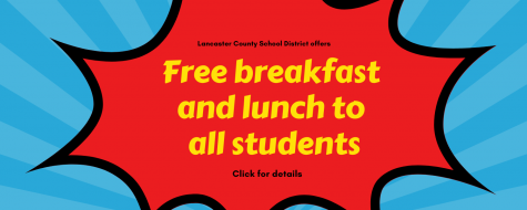 Free breakfast, lunch to all LCSD students