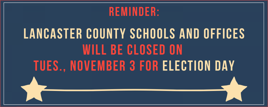 Schools%2C+offices+closed+Tues.%2C+November+3+for+Election+Day