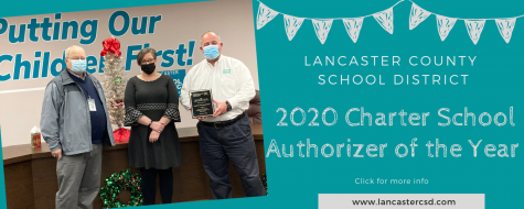 LCSD 2020 Charter School Authorizer of the Year
