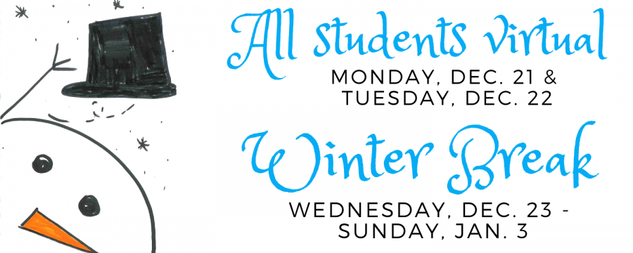 Winter Break Information