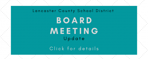 Feb. 16 Board meeting