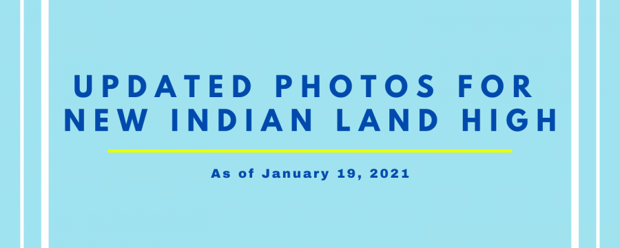 Photo update for new Indian Land High