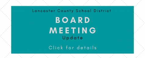 Board meeting update from Tuesday, Feb. 16
