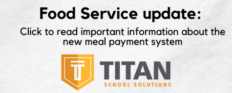 Foodservices switch to Titan School Solutions for meal applications & payments