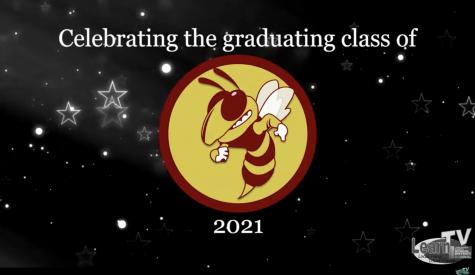 2021 Buford High Graduation
