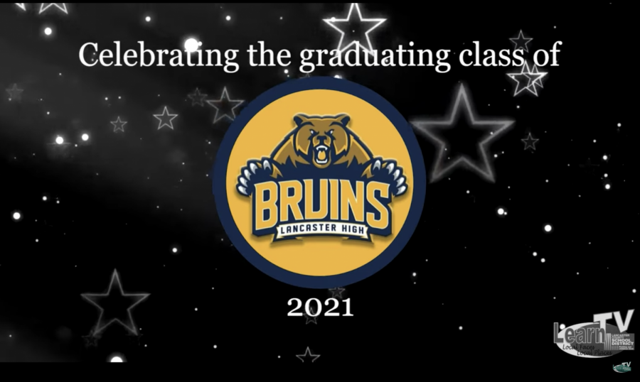 2021 Lancaster High Graduation