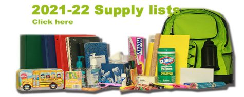 School supply lists available online, digital & in stores soon
