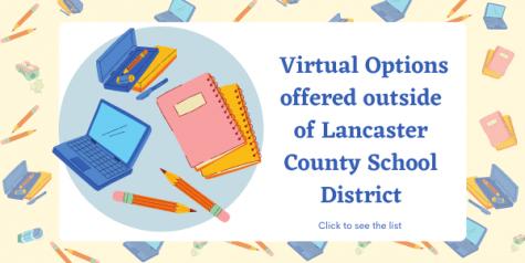 Virtual options outside of LCSD